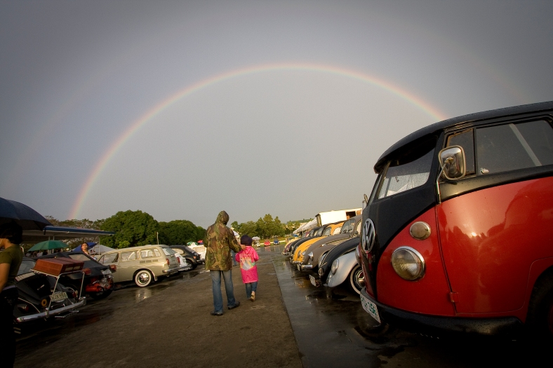 VW Rainbow Connection